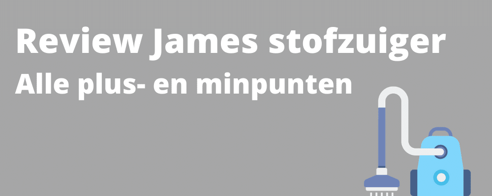 Review James stofzuiger