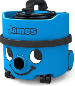 James stofzuiger