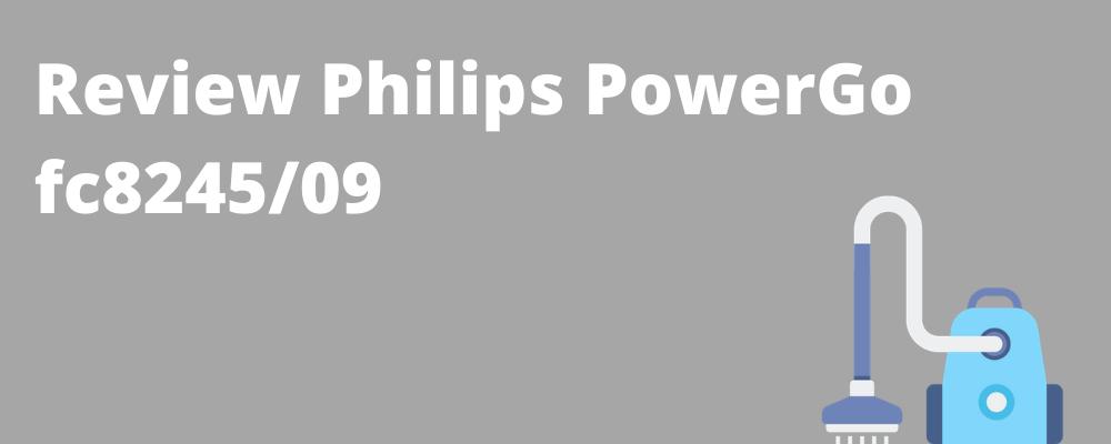 Philips Powergo fc8245/09