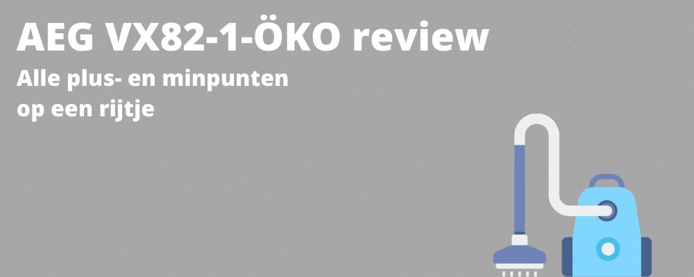 AEG VX82-1-ÖKO review